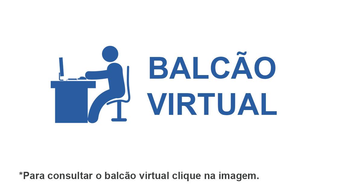 Balcão virtual