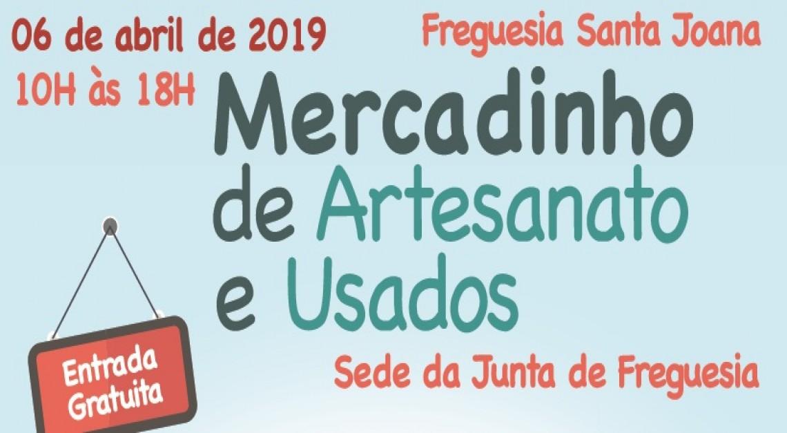 MERCADINHO DE ARTESANATO E USADOS - 2ª Edição