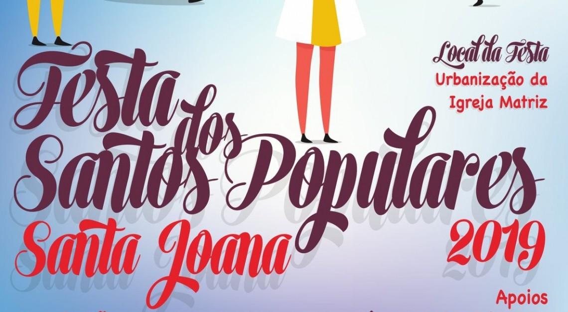 FESTA DOS SANTOS POPULARES 2019