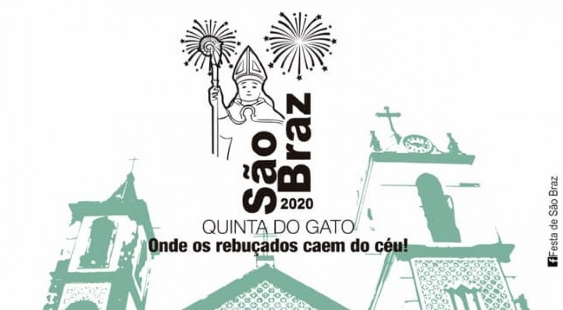 FESTA DE SÃO BRAZ 2020