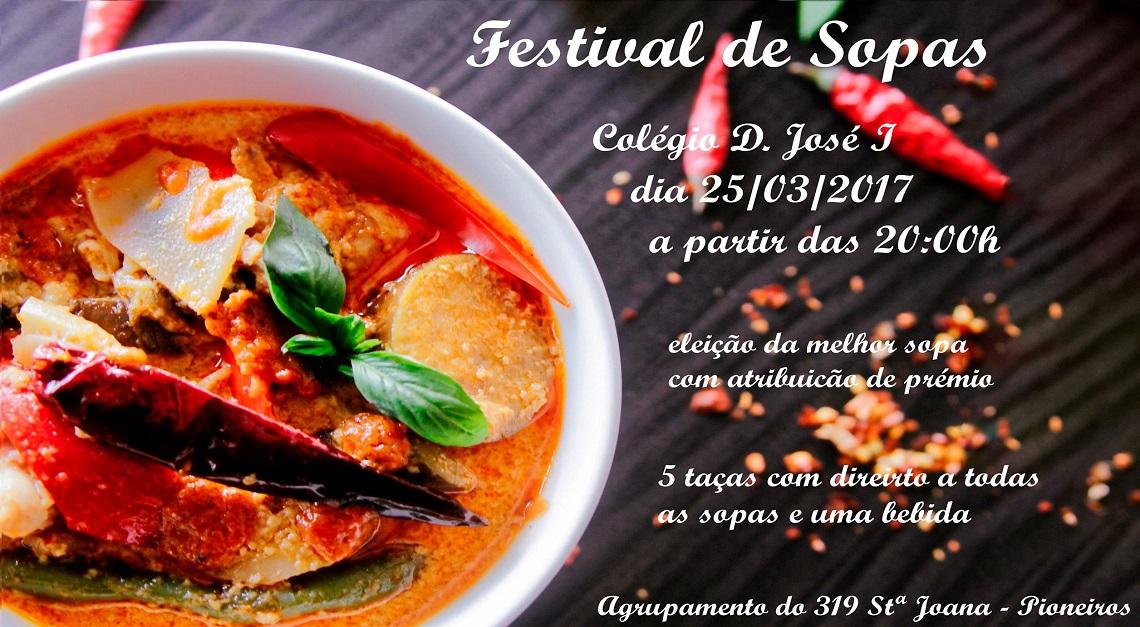 FESTIVAL DE SOPAS DOS ESCUTEIROS DE SANTA JOANA