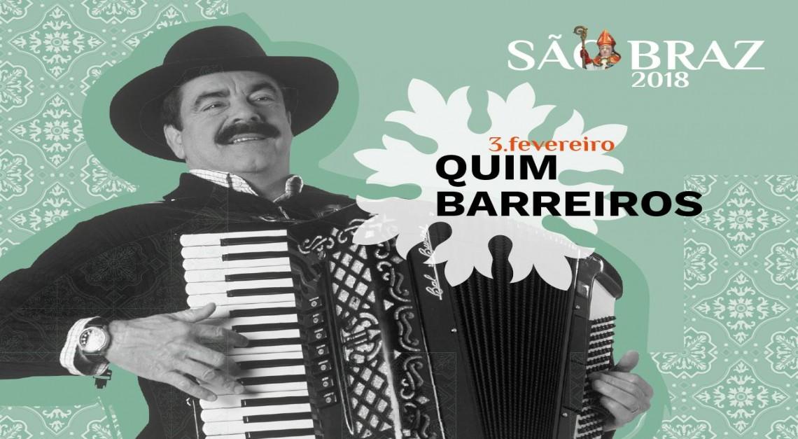 FESTA EM HONRA DE SÃO BRAZ 2018 _ Quim Barreiros