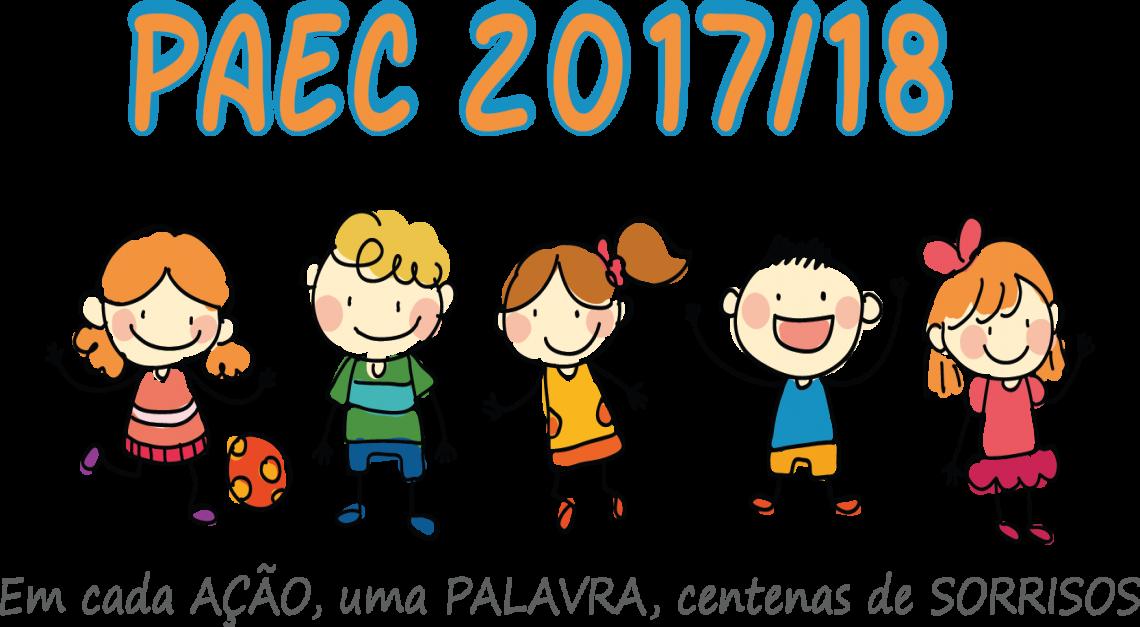 PAEC 2017/2018 - SEMANA DA SAÚDE INFANTIL