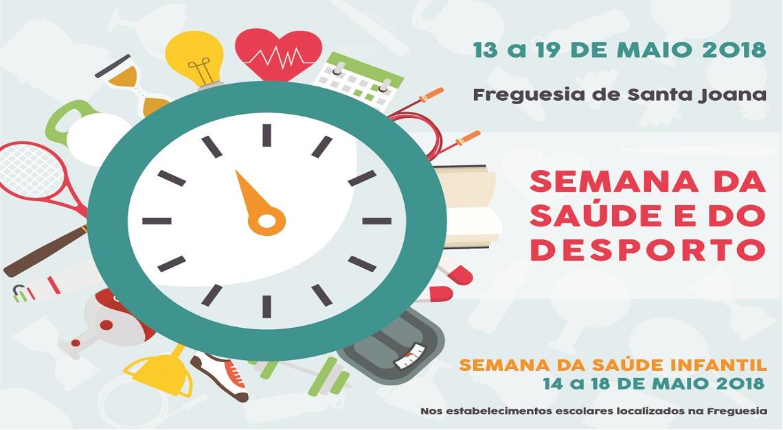 SEMANA DA SAÚDE E DESPORTO - 19 de Maio