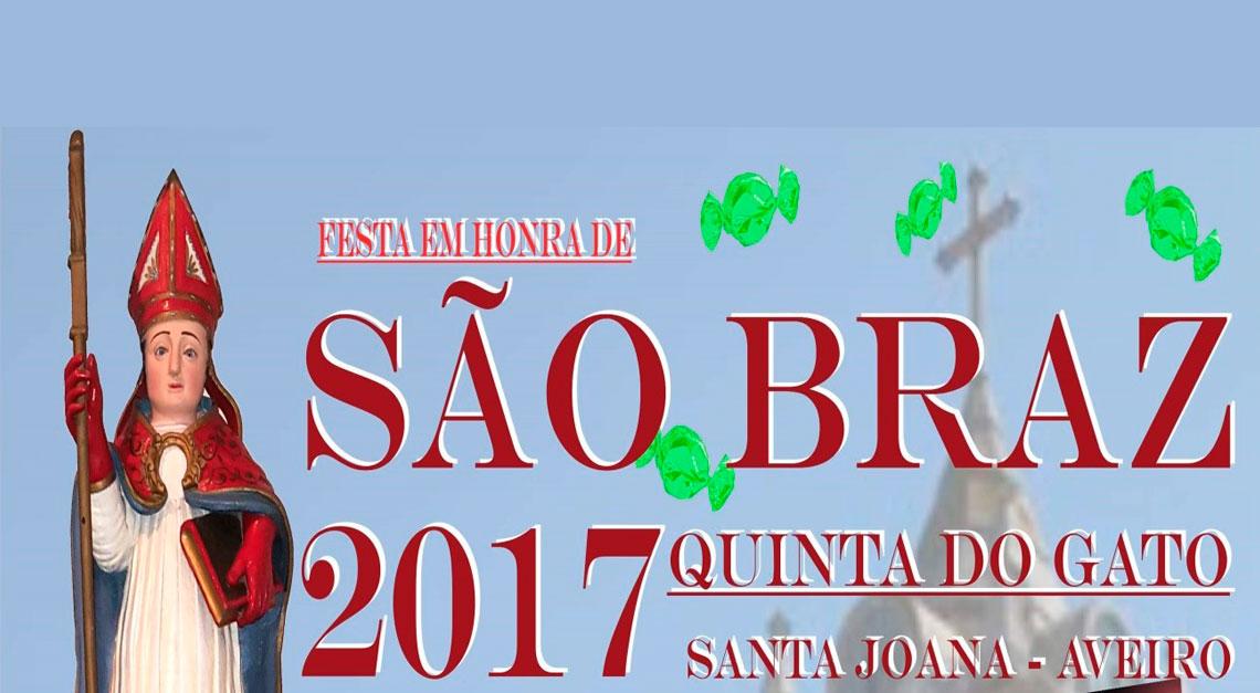 Festas em Honra de São Braz - Dia 05 Fevereiro
