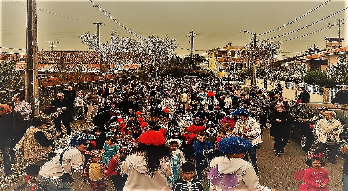 Santa Joana enchem-se de cor e folia com Desfile de Carnaval
