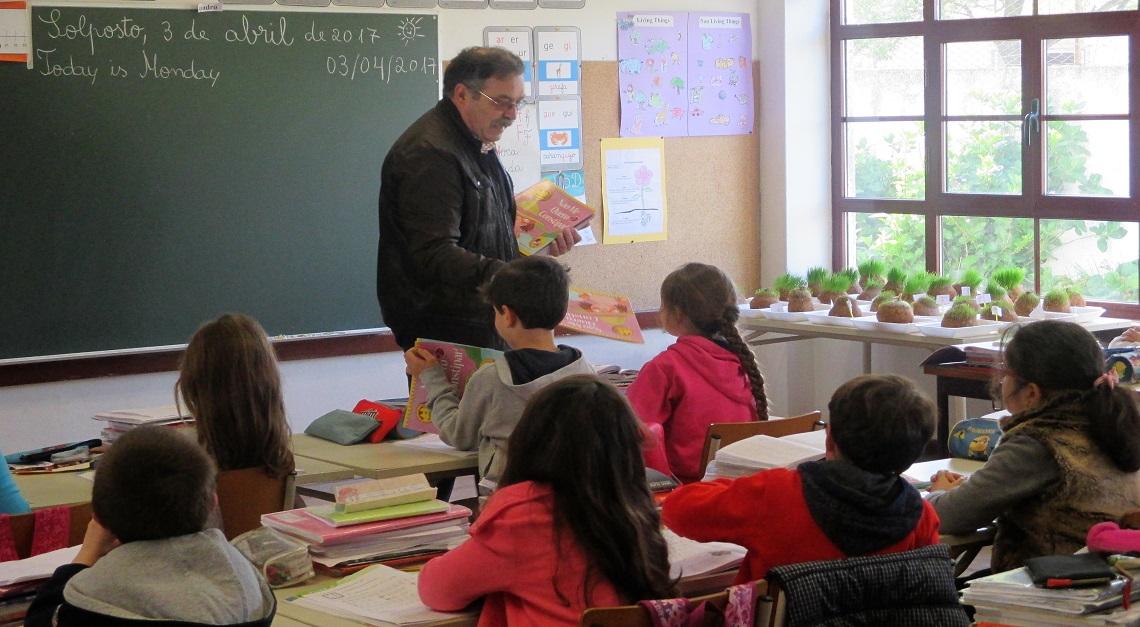Autarquia leva a literatura infantil às escolas da Freguesia