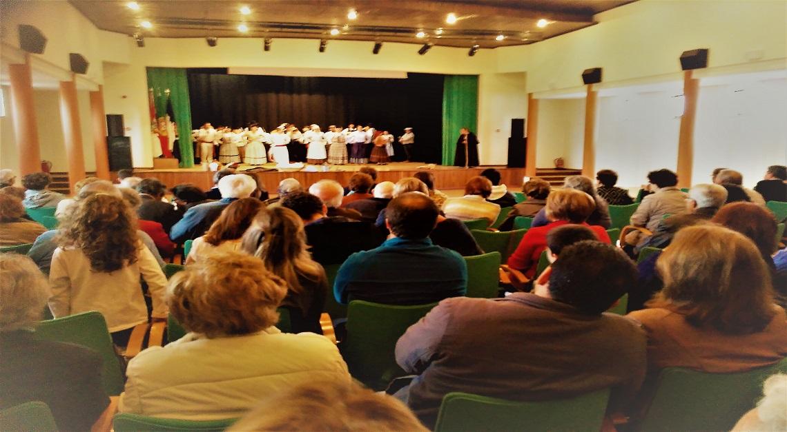 DIA DA PADROEIRA celebrado com Eucaristia e Espetáculos Culturais