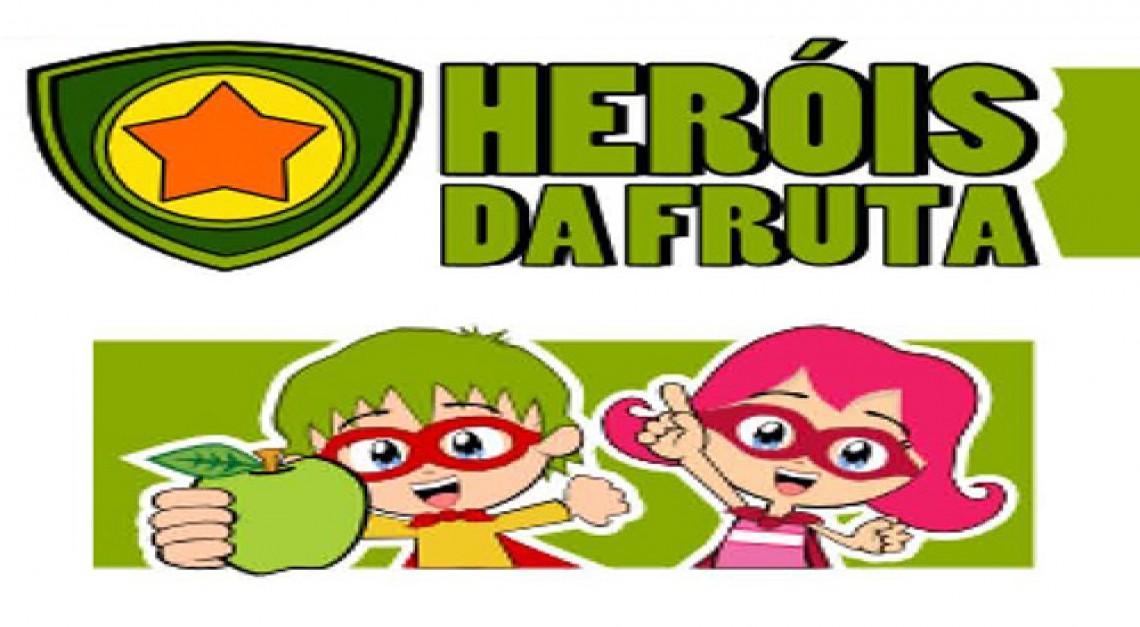 A Festa da Fruta invadiu as escolas da Freguesia