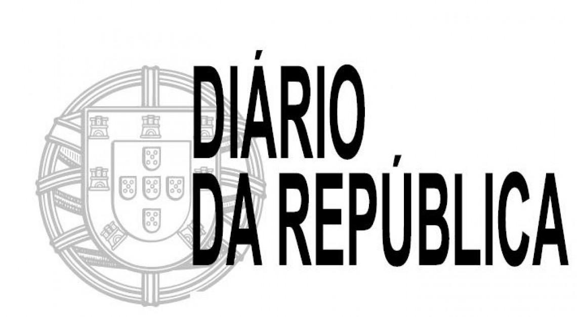 REGULAMENTOS da FREGUESIA publicados em Diário da República
