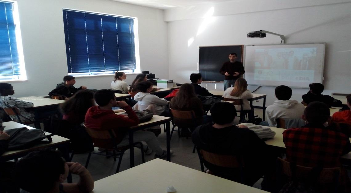 Sessões de Formação iniciam Projeto AUTARQUIA JOVEM