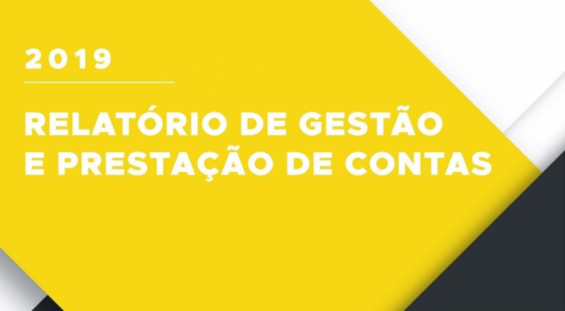 RELATÓRIO DE GESTÃO E CONTAS 2019